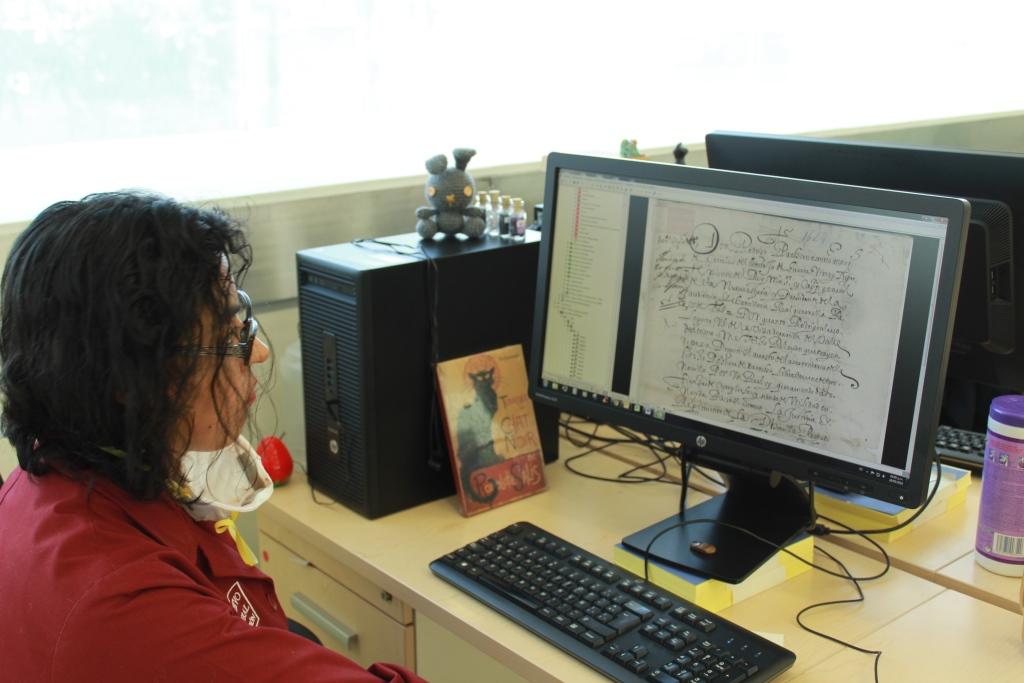 El grupo documental Abasto y Panaderías  fue sometido a múltiplesprocesos técnicos, tales como revisión de descripción, restauracióny digitalización