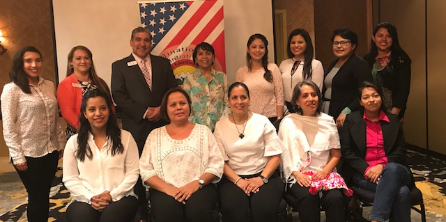 PROFESORAS MEXICANAS VAN DE  INTERCAMBIO POR MEDIO DEL PROBEM