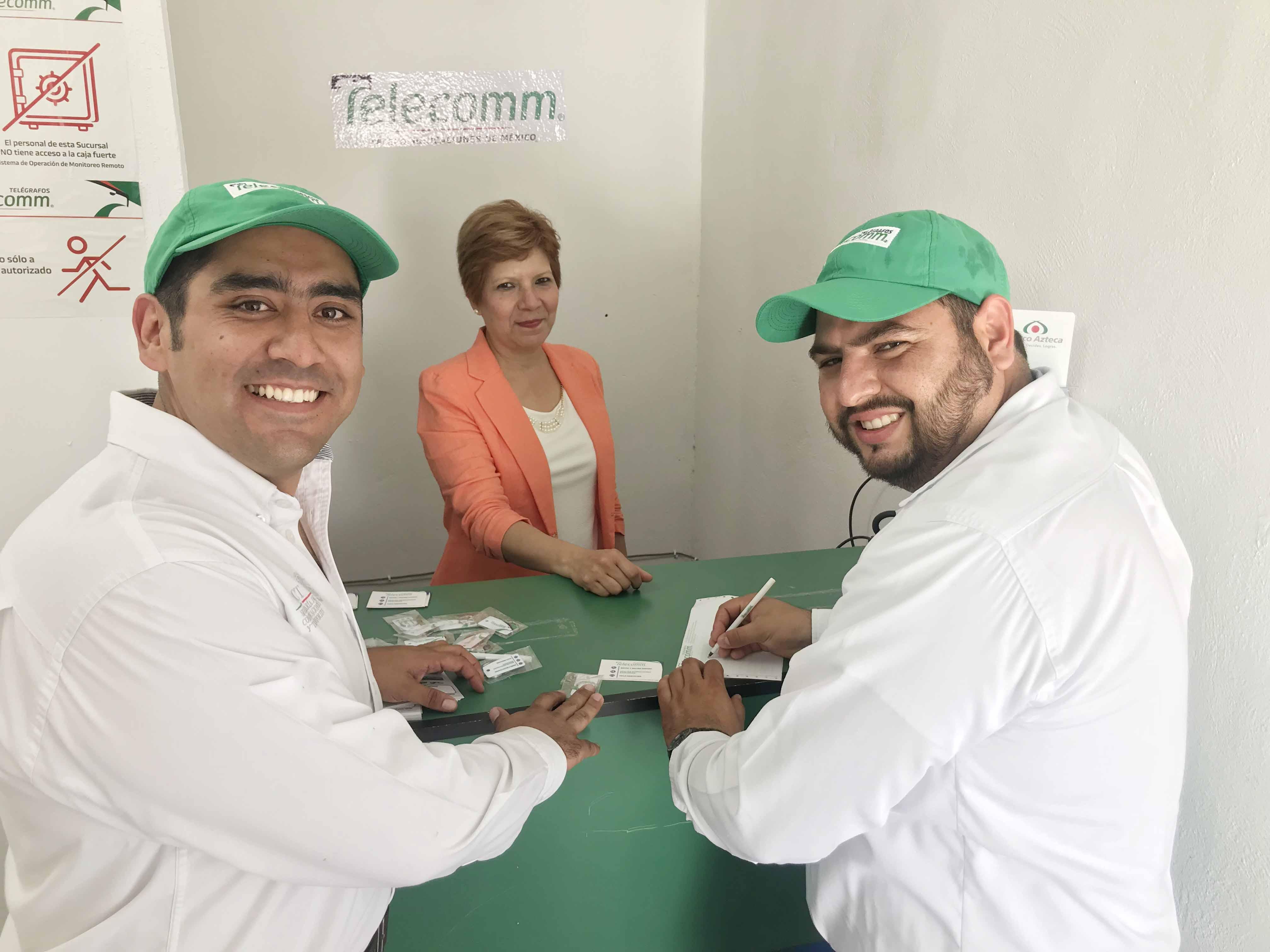 Telecomm inauguró la sucursal número 53 en el  estado de Coahuila