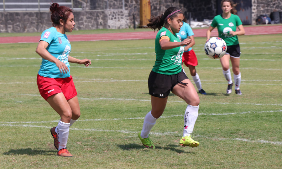 El deporte tiene mucho potencial para contribuir de manera social, política y económica al empoderamiento de las mujeres y las niñas