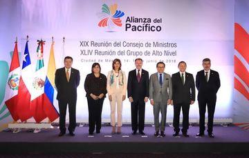 Se reúne el Consejo de Ministros de la Alianza del Pacífico