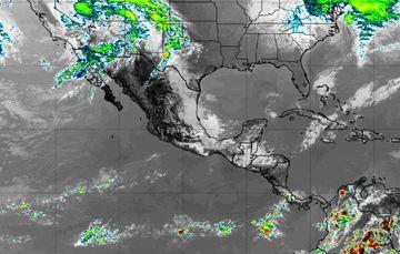 Pronóstico de lluvias