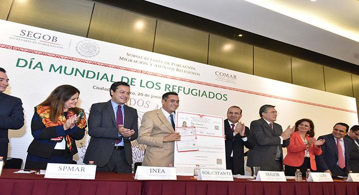 Clave Única de Registro de Población Temporal para Extranjeros
