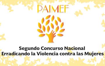 """Segunda edición del Concurso Nacional """"Erradicando la Violencia contra las Mujeres"""""""