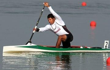 22 años de experiencia lo respaldan; ha participado en Centroamericanos, Panamericanos y en Juegos Olímpicos