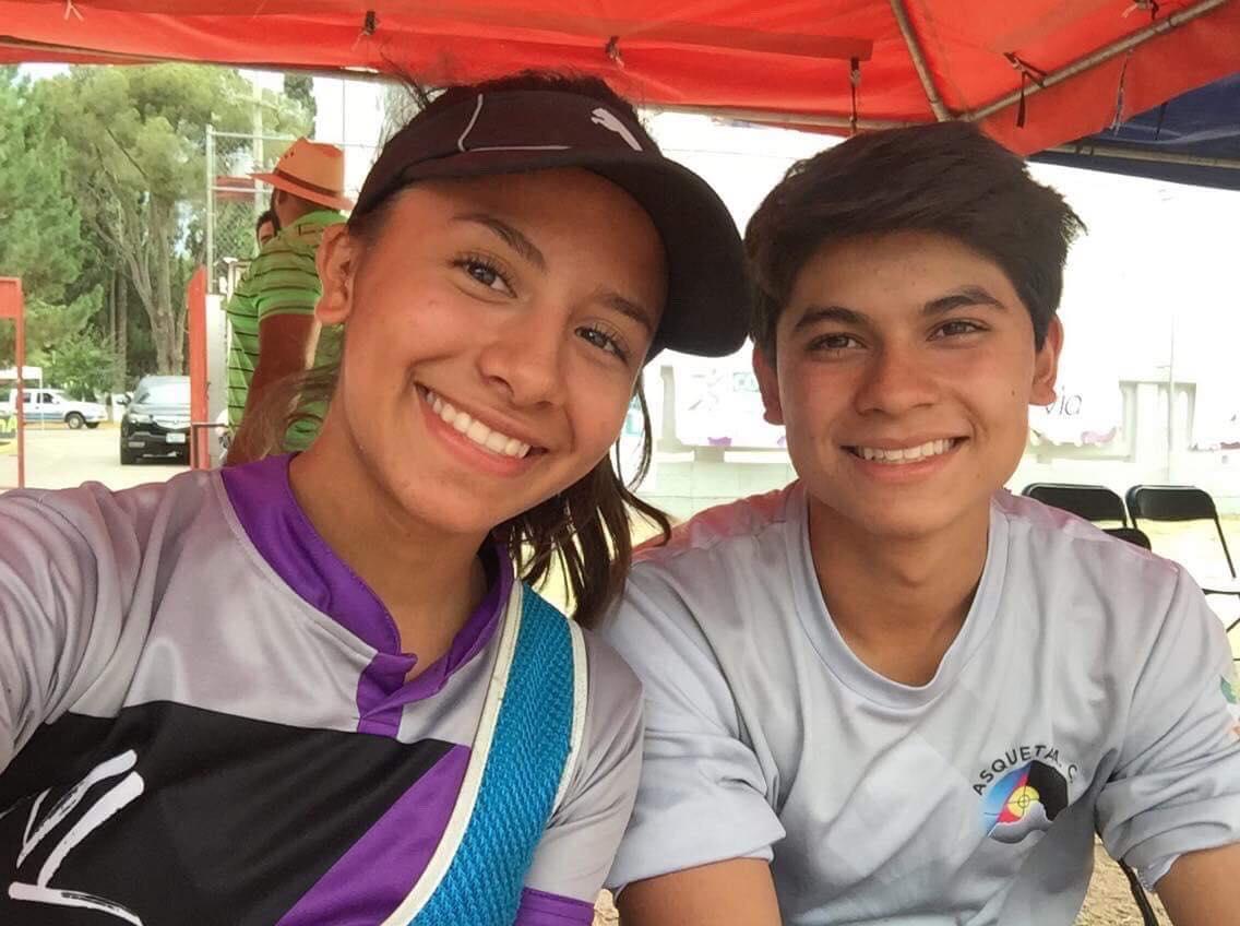 Valentina Vázquez y Carlos Vaca tienen la mira puesta en Buenos Aires 2018