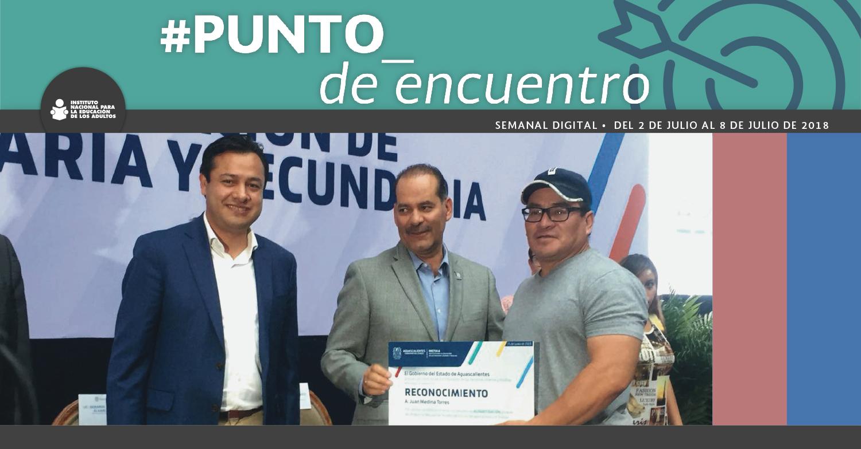 En Aguascalientes, el índice más bajo de analfabetismo en todo el país