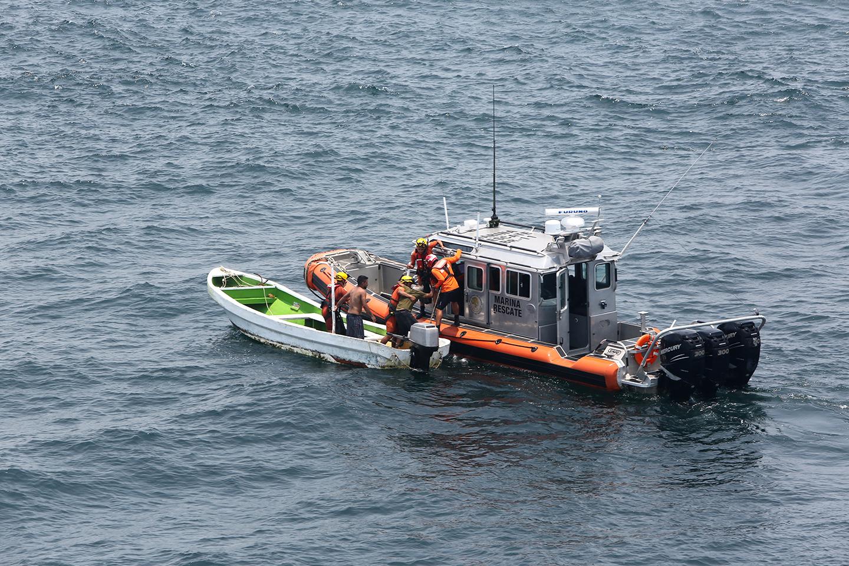 Semar fortalece operaciones de búsqueda y rescate colocándose como máxima autoridad marítima