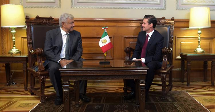 Se tiene el propósito de concluir de manera ordenada y eficaz la actual administración y ofrecer al futuro gobierno las mejores condiciones para que pueda iniciar una gestión exitosa, en beneficio de las y los mexicanos.