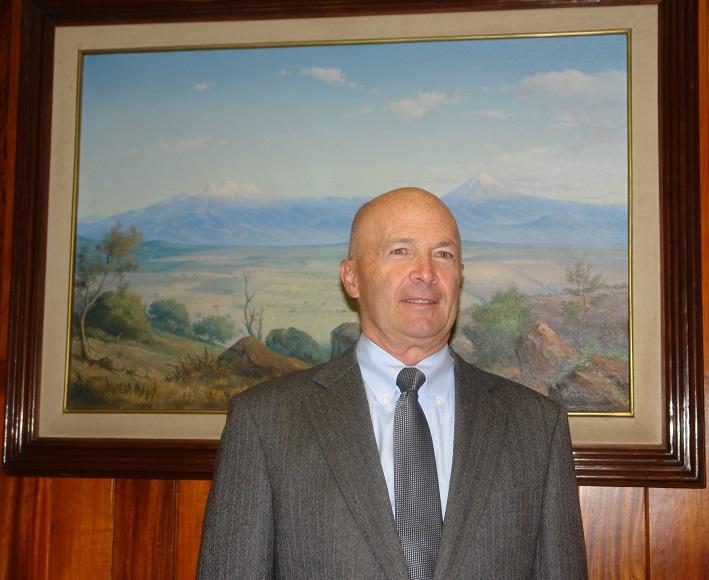 Nombran al Director General de Agroasemex, Rodrigo Sánchez Mújica, presidente del Consejo Consultivo de ALIDE.