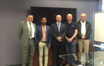 Agroasemex, presente en una reunión con expertos y científicos del Centro Internacional de Mejoramiento de Maíz y Trigo (CIMMYT).