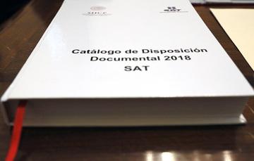 Catálogo de Disposición Documental validado por el Archivo General de la Nación (AGN), con la finalidad de que prevalezca una correcta organización de su información que día con día se genera.
