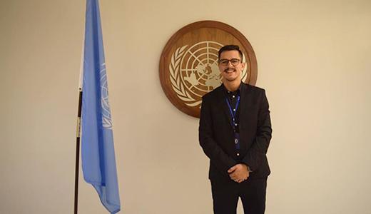 González es ingeniero en Mecatrónica del IT Cancún y actualmente se desarrolla como consultor de tecnología.