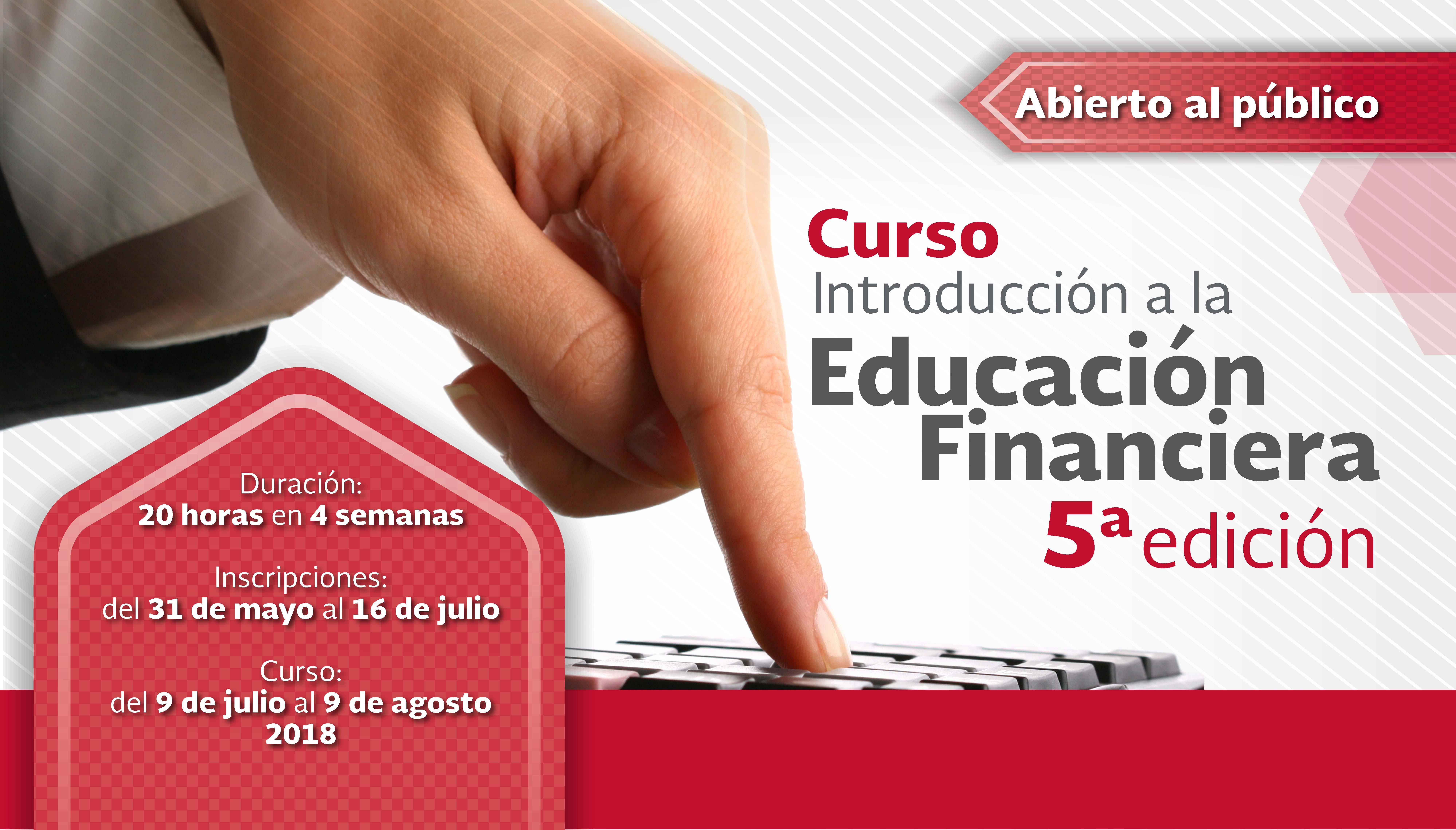 Curso introducción a la Educación Financiera 5a edición