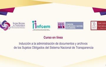 En apoyo a los sujetos obligados por la Ley General de Archivos