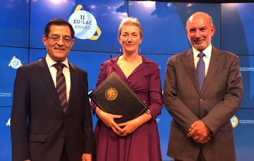 México ratifica Acuerdo de la Fundación Internacional Unión Europea-América Latina y el Caribe