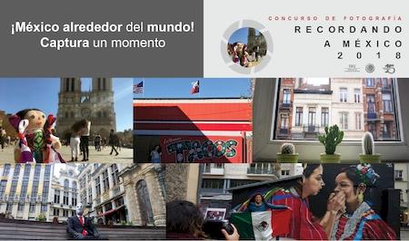 """El IME convoca al Concurso de Fotografía """"Recordando a México"""" 2018"""