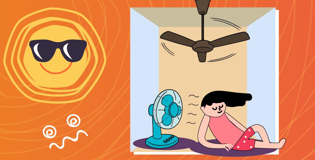 ¿Qué pasa con la demanda de energía eléctrica en la época de calor?