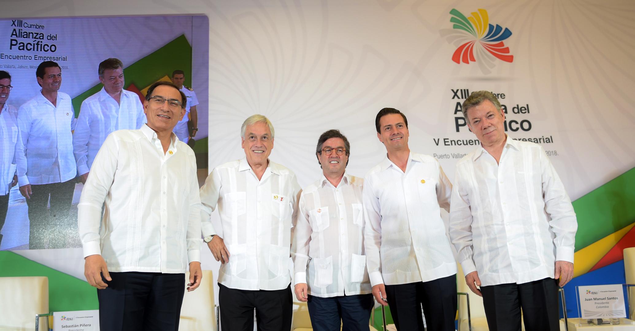 La Alianza del Pacífico es un mecanismo de integración regional creado en 2011, conformado por Chile, Colombia, Perú y México.