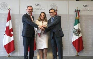 El gobierno de México listo para capitalizar los retos y oportunidades para hacer de Norteamérica la región más competitiva del mundo