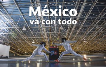 Campaña México va con todo