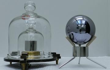 El kilogramo se define actualmente como la masa del prototipo internacional del kilogramo