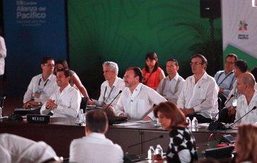 Inauguración de la XIII Cumbre de la Alianza del Pacífico