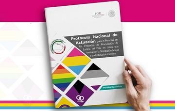 Protocolo Nacional de Actuación para el Personal de las Instancias de Procuración de Justicia del País, en casos que involucren la Orientación Sexual