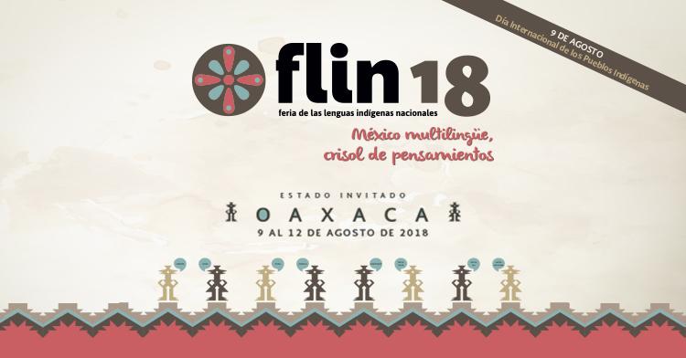Feria de las Lenguas Indígenas Nacionales 2018