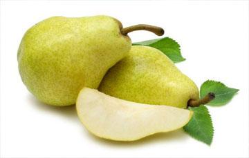 Pera: fruta jugosa, refrescante y nutritiva