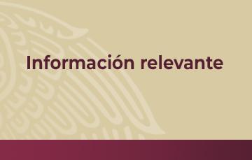 Con una ilustración azul, verde, rosa, naranja, verde, amarilla y morada de un grupo de personas que se están comunicando entre sí y el título Información relevante, se presenta la sección con los eventos académicos y de capacitación en bioética.
