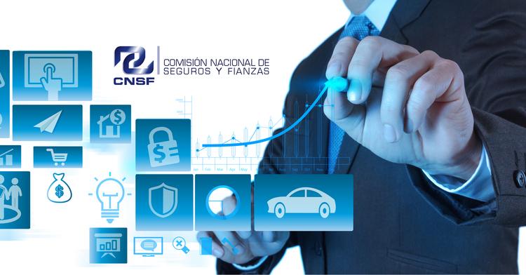 Aviso: cambio de domicilio Oficialía de Partes de la CNSF