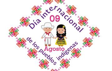 09 de agosto. Día internacional de los pueblos indígenas.
