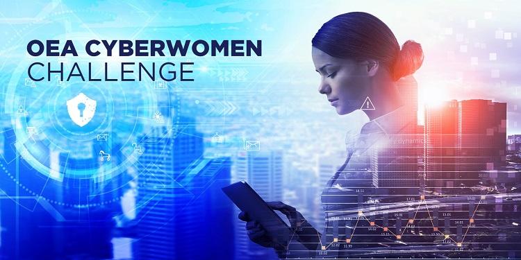 Convocatoria del Cyberwomen challenge 2018 en México.
