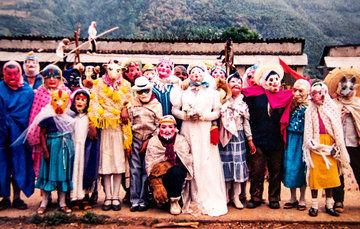 Nuevo disco: Sú kia' lao'. Música de Carnaval, Rosario Temextitlán, Oaxaca.