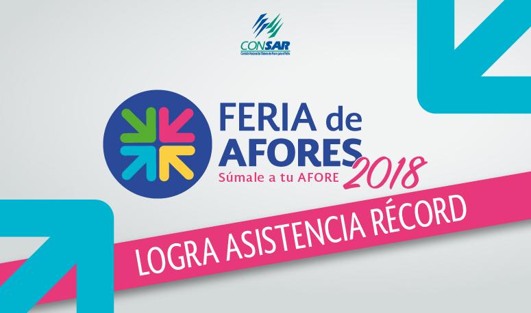 Feria de AFORES 2018
