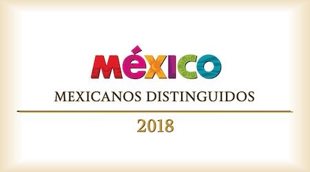 """EL GOBIERNO DE MÉXICO RECONOCE A 31 """"MEXICANOS DISTINGUIDOS"""" QUE RESIDEN EN EL EXTERIOR"""