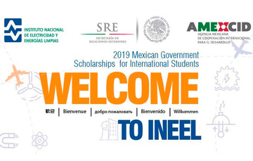INEEL will accept applications so that foreign students can participate in the call to study in Mexico.