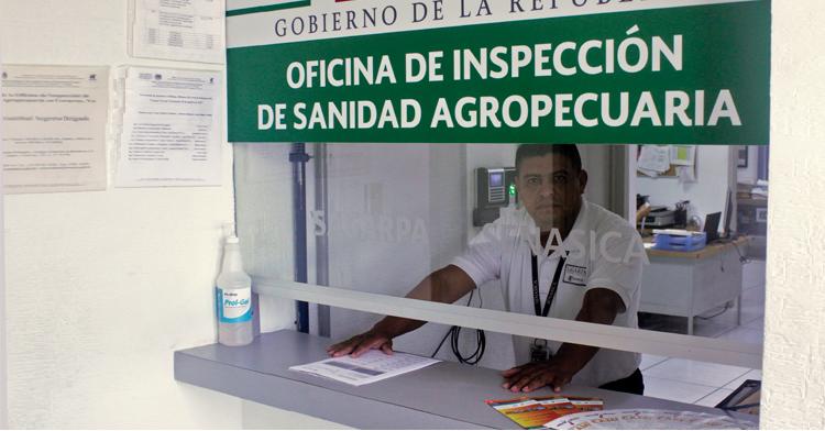 Resultado de imagen de imagenes Oficinas de Inspección de Sanidad Agropecuaria mexico