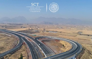#GrandesObras por México #Infraestructura