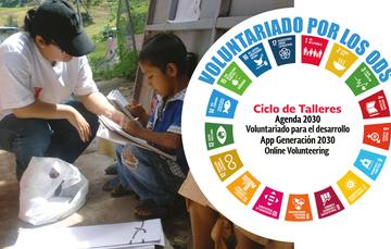 En Guanajuato, se llevará a cabo el ciclo de talleres de Voluntariado por los Objetivos de Desarrollo Sostenible
