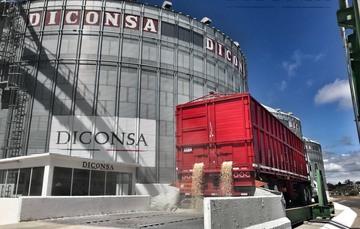 DICONSA operared de almacenes graneleros