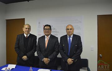 """La ARTF da inicio al """"Diplomado en Valuación, Construcción y Mantenimiento de Infraestructura Ferroviaria"""""""