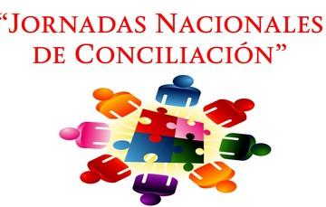 """""""JORNADAS NACIONALES DE CONCILIACIÓN"""""""