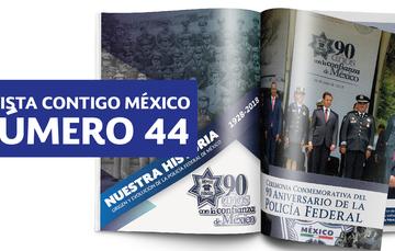 Revista Contigo México edición 44