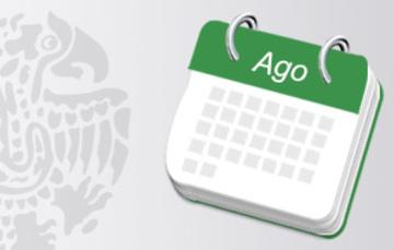 Calendario de actividades del IMR en agosto 2018