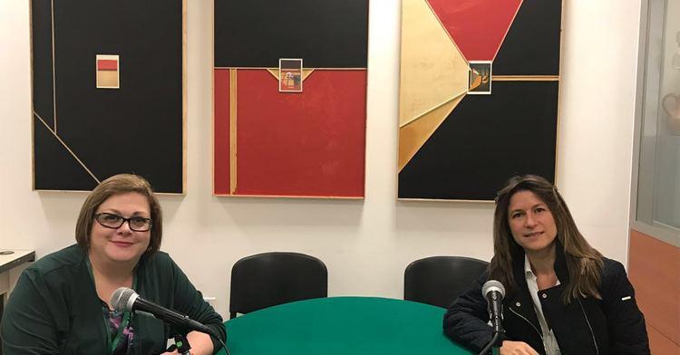 Programa de radio con la participación de la Mtra. Erika Ruiz Sandoval, Coordinadora de Asesores de la Subsecretaría de Relaciones Exteriores y la Dra. Natalia Saltalamacchia Ziccardi, Directora General del IMR