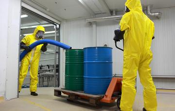 Gestión de desechos radiactivos