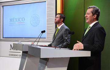 """""""El éxito de nuestra delegación demuestra que cuando al deportista mexicano se le brindan las oportunidades y apoyos, es capaz de ser el mejor entre los mejores"""": ESH"""