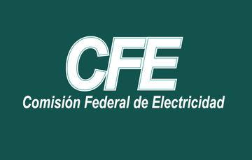 Imagen que muestra el logotipo de la Comisión Federal de Electricidad (CFE)